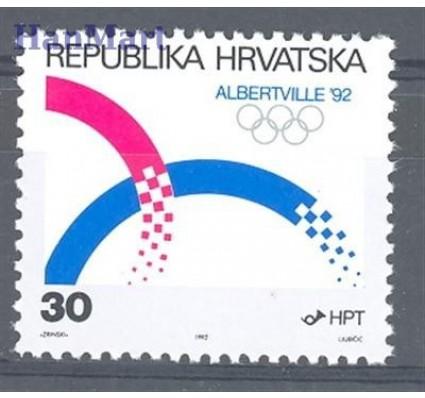 Znaczek Chorwacja 1992 Mi 188 Czyste **