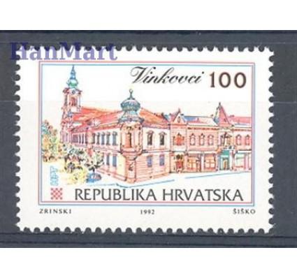 Chorwacja 1992 Mi 219 Czyste **
