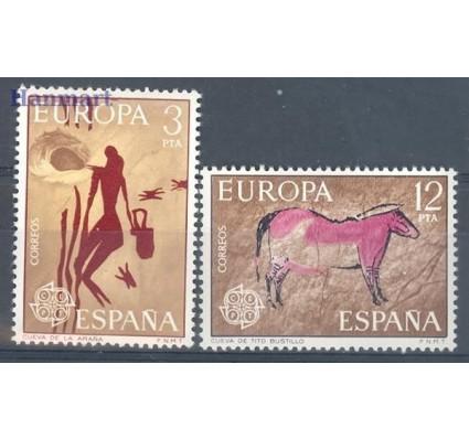 Znaczek Hiszpania 1975 Mi 2151-2152 Czyste **