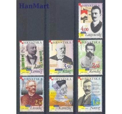 Chorwacja 1999 Mi 508-514 Czyste **