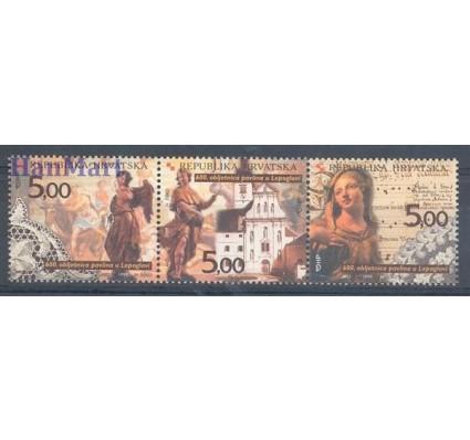 Znaczek Chorwacja 1999 Mi 520-522 Czyste **
