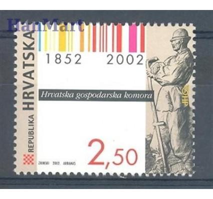 Znaczek Chorwacja 2002 Mi 604 Czyste **