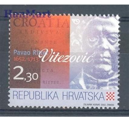 Chorwacja 2002 Mi 631 Czyste **