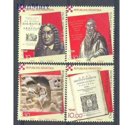Chorwacja 2004 Mi 679-682 Czyste **