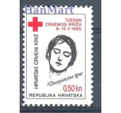 Znaczek Chorwacja 1995 Mi zwa 63 Czyste **