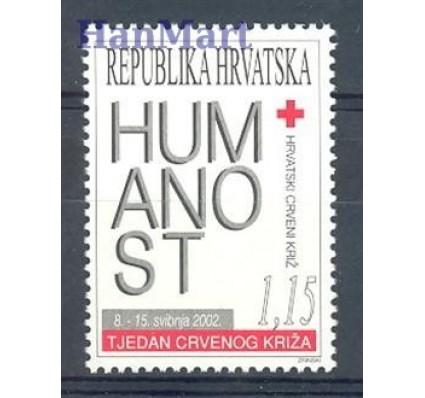 Znaczek Chorwacja 2002 Mi zwa 95 Czyste **