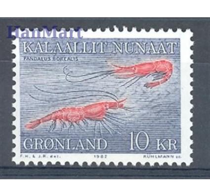 Grenlandia 1982 Mi 133 Czyste **