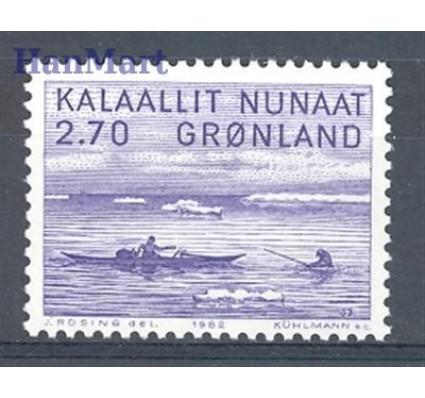 Znaczek Grenlandia 1982 Mi 136 Czyste **