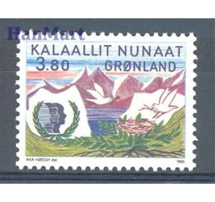 Grenlandia 1985 Mi 160 Czyste **