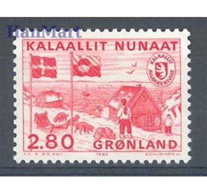 Znaczek Grenlandia 1986 Mi 163 Czyste **