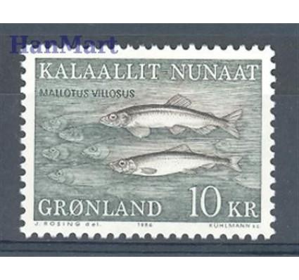 Grenlandia 1986 Mi 168 Czyste **