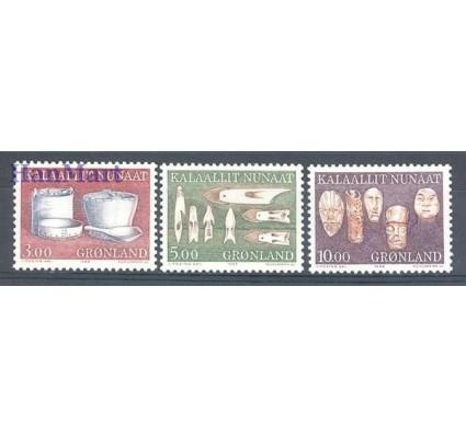 Grenlandia 1988 Mi 186-188 Czyste **