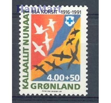 Znaczek Grenlandia 1991 Mi 220 Czyste **