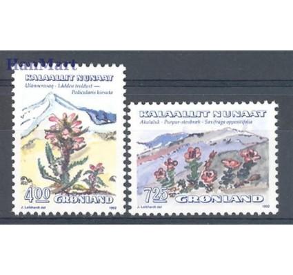 Grenlandia 1992 Mi 223-224 Czyste **