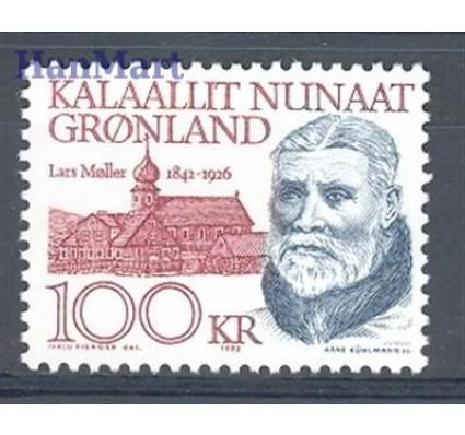 Grenlandia 1992 Mi 227 Czyste **