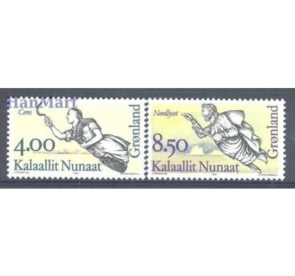 Znaczek Grenlandia 1994 Mi 252-253 Czyste **