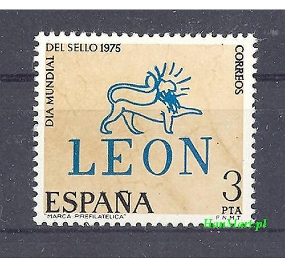 Hiszpania 1975 Mi 2153 Czyste **