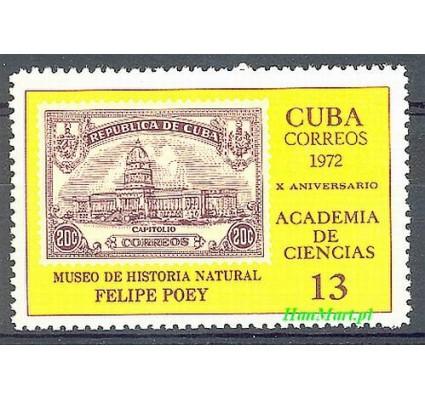 Znaczek Kuba 1972 Mi 1750 Czyste **