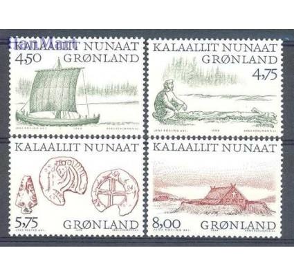 Znaczek Grenlandia 1999 Mi 339-342 Czyste **