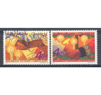 Grenlandia 1999 Mi 344-345 Czyste **