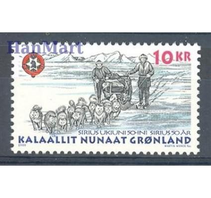 Znaczek Grenlandia 2000 Mi 346 Czyste **
