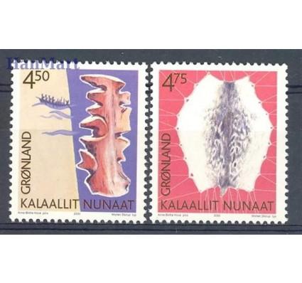 Grenlandia 2000 Mi 356-357 Czyste **