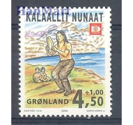 Znaczek Grenlandia 2000 Mi 358 Czyste **