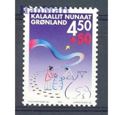 Grenlandia 2002 Mi 378 Czyste **