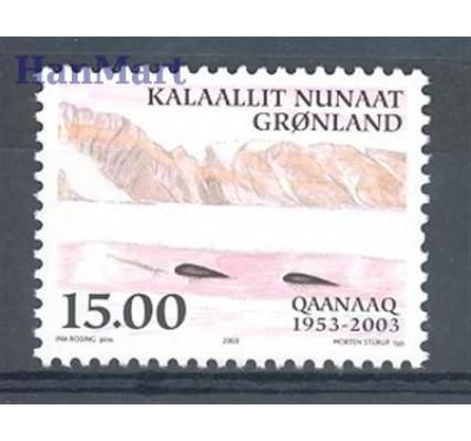 Znaczek Grenlandia 2003 Mi 398 Czyste **