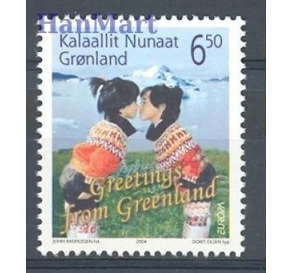 Grenlandia 2004 Mi 422 Czyste **