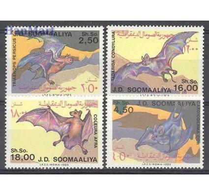 Somalia 1985 Mi 374-377 Czyste **