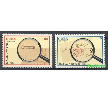 Znaczek Kuba 1973 Mi 1871-1872 Czyste **