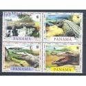 Panama 1997 Mi 1787-1790 Czyste **