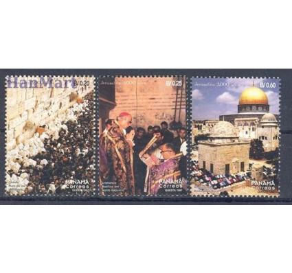 Znaczek Panama 1997 Mi 1806-1808 Czyste **