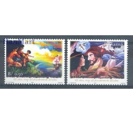 Panama 2001 Mi 1858-1859 Czyste **