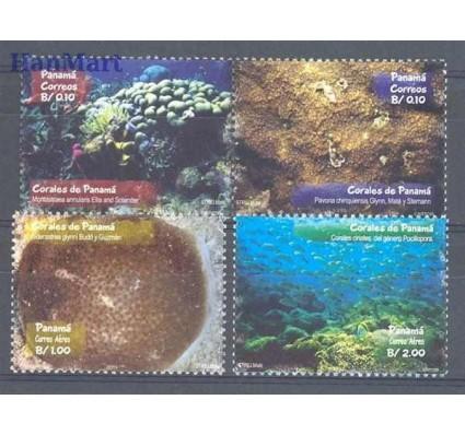 Panama 2001 Mi 1864-1867 Czyste **