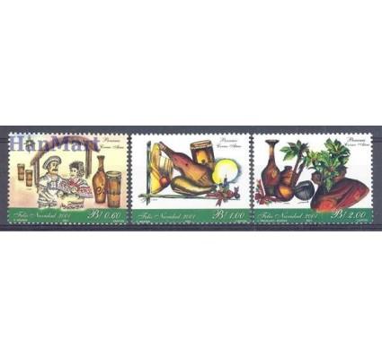 Panama 2001 Mi 1870-1872 Czyste **