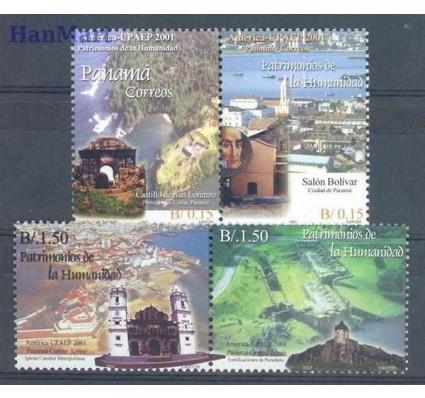 Panama 2001 Mi 1873-1876 Czyste **