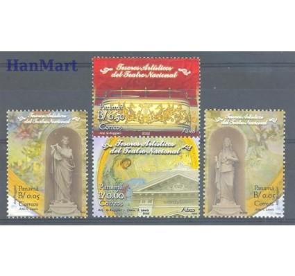 Panama 2002 Mi 1881-1884 Czyste **