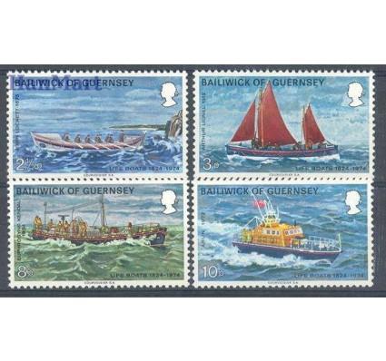Guernsey 1974 Mi 89-92 Czyste **