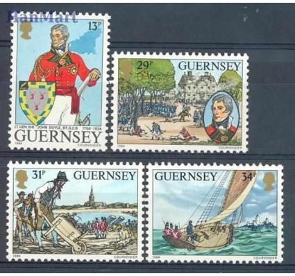 Guernsey 1984 Mi 310-313 Czyste **