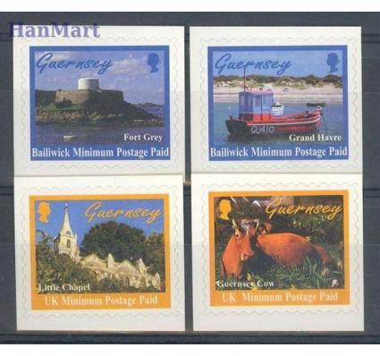 Znaczek Guernsey 1998 Mi 769-772 Czyste **