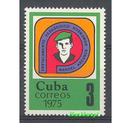 Znaczek Kuba 1975 Mi 2097 Czyste **