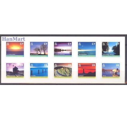 Guernsey 2001 Mi fol 890-899I Czyste **