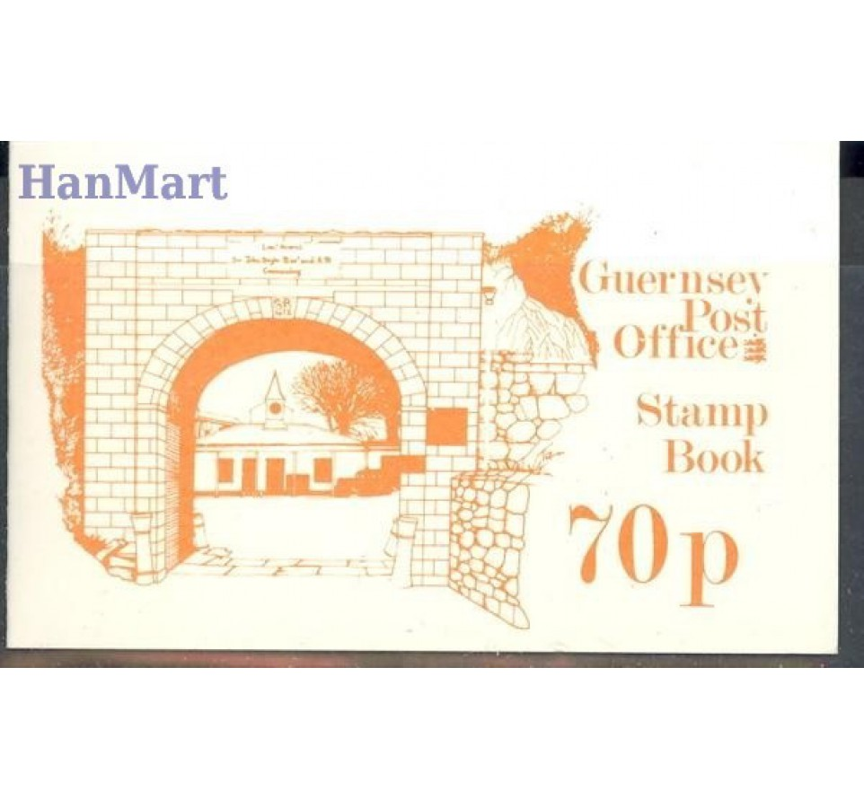 Guernsey 1982 Mi mh 16 Czyste **