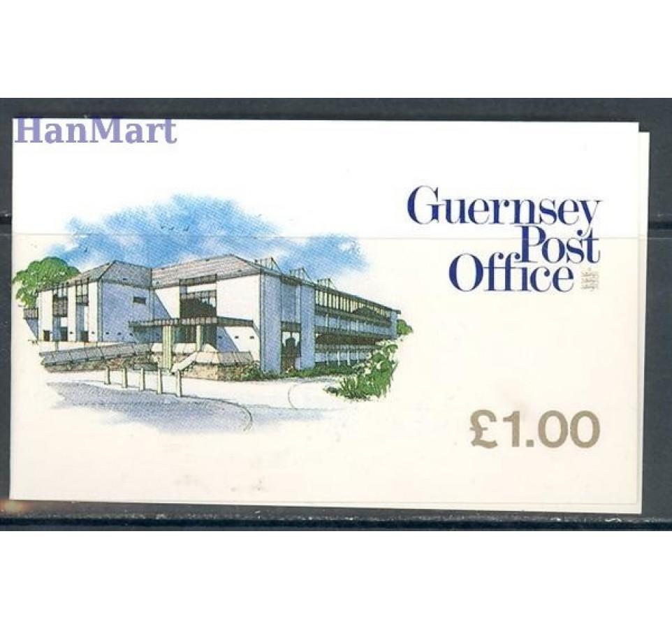 Guernsey 1984 Mi mh 20 Czyste **