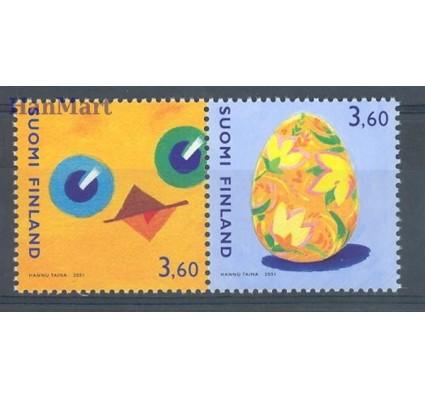 Znaczek Finlandia 2001 Mi 1560-1561 Czyste **