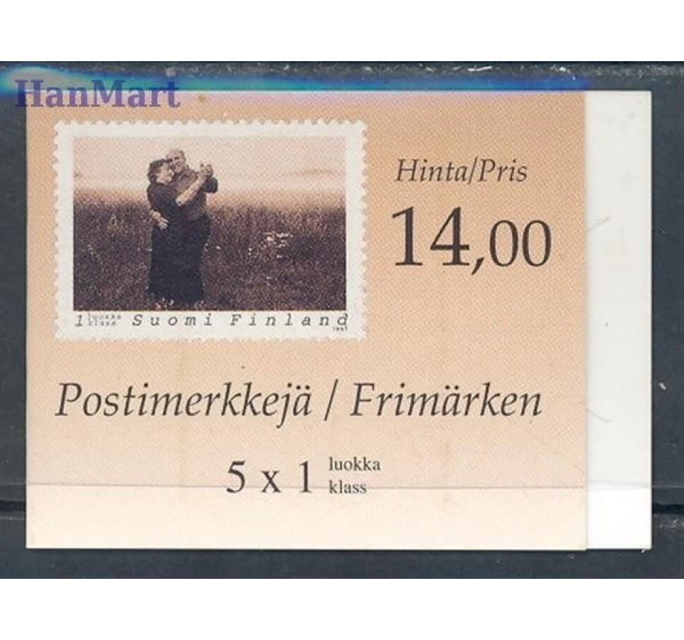Finlandia 1997 Mi mh 1384 Czyste **