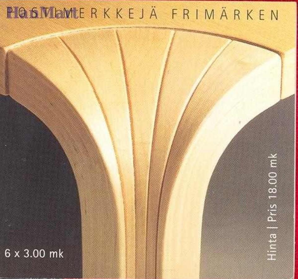 Finlandia 1998 Mi mh 52 Czyste **