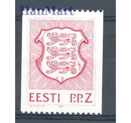 Estonia 1992 Mi 194z Czyste **